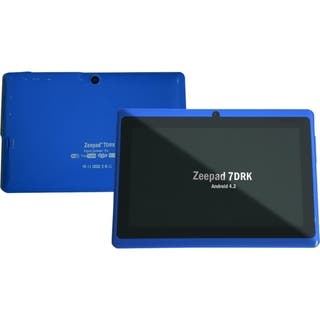 "Zeepad 7DRK Tablet - 7"" - 512 MB DDR3 SDRAM - Rockchip Cortex A9 RK30