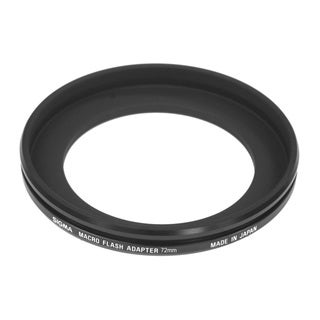 Sigma 72mm Adapter Ring for EM-140 DG Macro Ringlight Flash