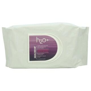 H2O+ Aqualibrium Face Cleansing 45 count Wipes
