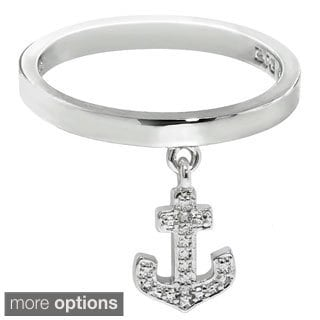 Eternally Haute Charmed Finger Element Ring