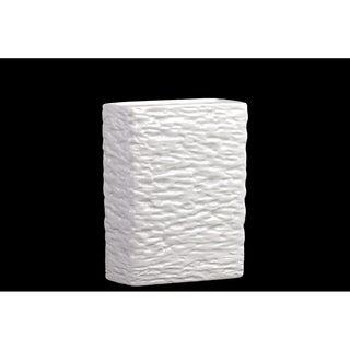 Ceramic Vase Small White