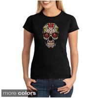 Women's Sugar Skull T-shirt