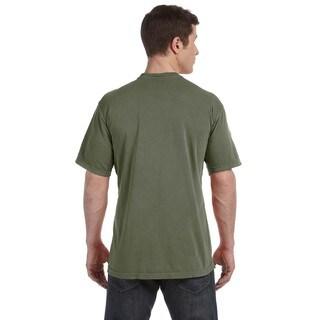 Men's Ringspun Garment-dyed T-shirt