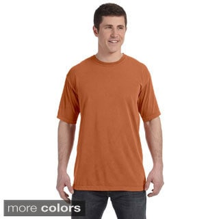 Men's Ringspun Garment-dyed T-shirt
