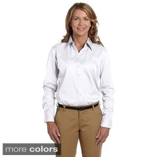 Women's 32 Singles Long-sleeve Twill Top