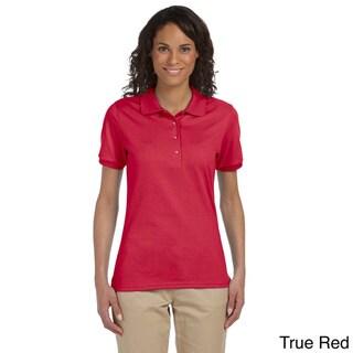 Women's 50/50 SpotShield Jersey Polo