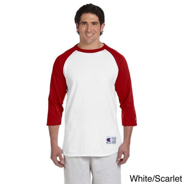 Short-Sleeve Unisex T-Shirt Baseball-Champion