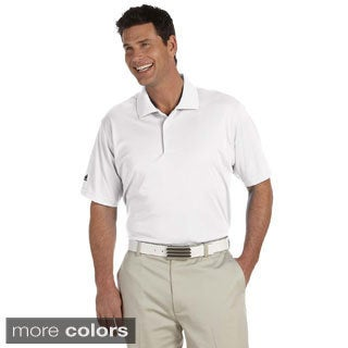 Adidas Men's ClimaLite Basic Short-sleeve Polo