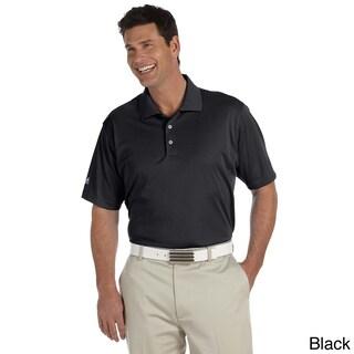 Adidas Men's ClimaLite Basic Short-sleeve Polo