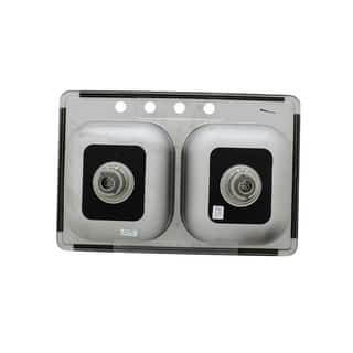 7 1 To 8 Inches Kitchen Sinks For Less Overstock Com