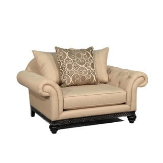 Fairmont Designs Made To Order Harper Camel Chair