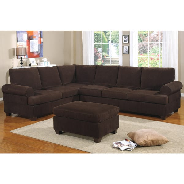 Astonishing Livorno Reversible L Shape Couch In Corduroy Finish Gmtry Best Dining Table And Chair Ideas Images Gmtryco