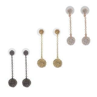 NEXTE Jewelry Long Dangle Meteor Hammer Earrings
