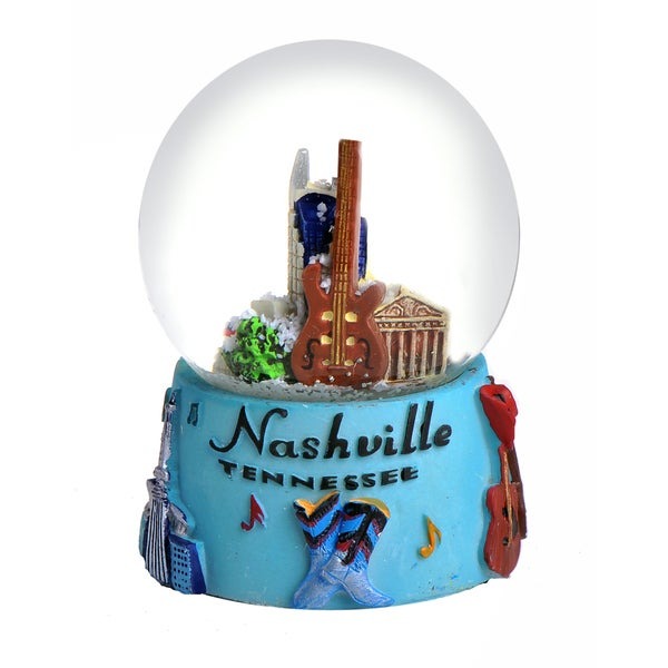Home Decor Stores Nashville Tn: Shop Nashville Tennessee Snow Globe