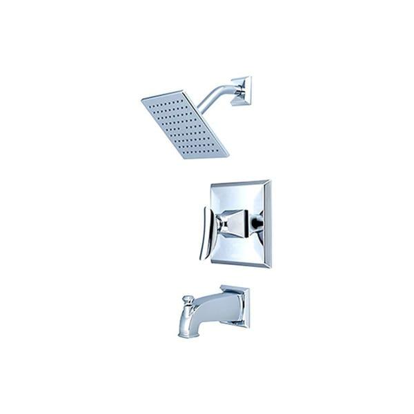 Pioneer Prenza Series 4PR110T Single Handle Tub and Shower Trim Set