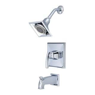 Pioneer Gibraltar Series 4GB100T Single Handle Tub and Shower Trim Set