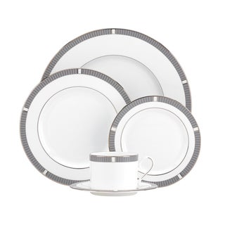 Silver Sophisticate 5-piece Place Setting