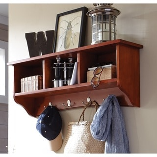 Copper Grove Daintree Coat Hooks with Storage