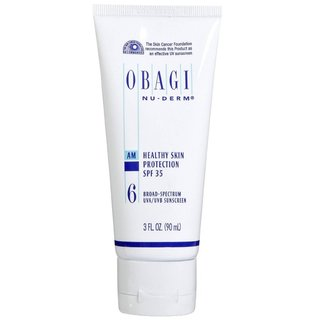 Obagi Nu Derm Healthy Skin 3-ounce SPF 35 Protection Sunscreen