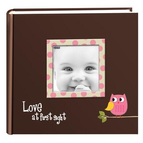 Pioneer Photo Albums 200-pocket Baby Owl Cover Photo Album (Set of 2)