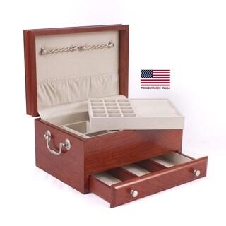 American Chest Company Contessa 1-drawer Jewelry Box