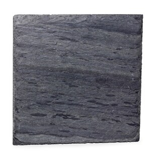 JK Adams 8x8-inch Strata Slate Serving Boards (Set of 3)