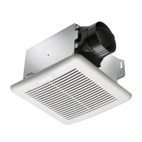 Delta Electronics GBR80 80 CFM Single Speed Breez Green Builder Ventilation Fans