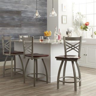 Steel Frame/ Oak 25-inch Counter Stool|https://ak1.ostkcdn.com/images/products/9052695/P16248585.jpg?impolicy=medium