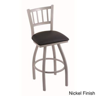 Steel Framed 25-inch Counter Stool