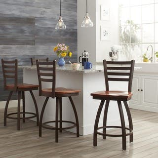 Holland Bar Stool Company Steel Frame and Oak Counter Stool|https://ak1.ostkcdn.com/images/products/9052704/P16248593.jpg?impolicy=medium