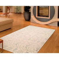 Nourison Luminance Cream Rug