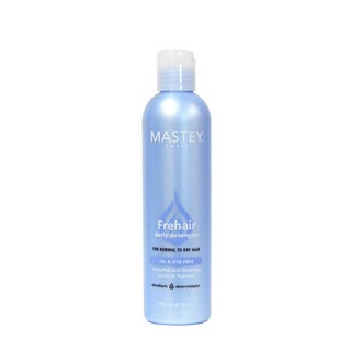 Mastey Frehair Light Oil-free Daily Conditioner 8-ounce Detangler