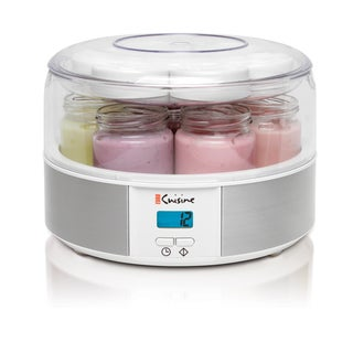 Euro Cuisine YMX650 Digital Automatic Yogurt Maker