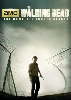 The Walking Dead: Season 4 (DVD)