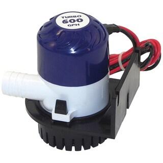 Shoreline Marine Bilge Pump - 600 GPH