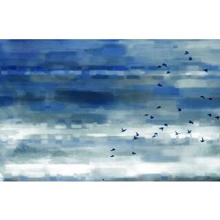 Marmont Hill Art Collective 'Shirebrook' Canvas Art