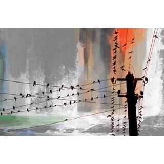 Marmont Hill Art Collective 'Wellington' Canvas Art