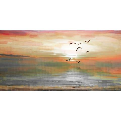 Marmont Hill - Handmade Kettering Canvas Art