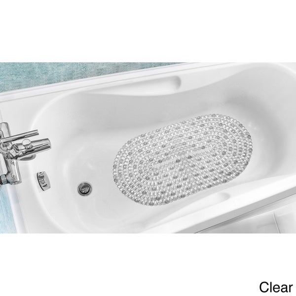 Crystal Design Slip Resistant Bathtub Mat