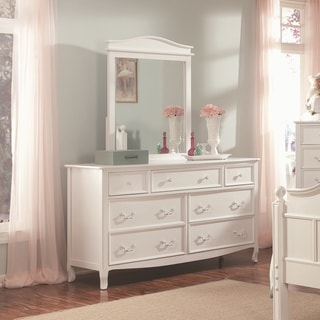 Emma 7-drawer Dresser and Mirror
