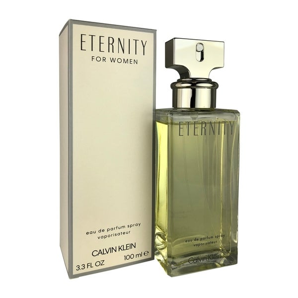 Calvin Klein Eternity Women's 3.4 ounce Eau de Parfum Spray