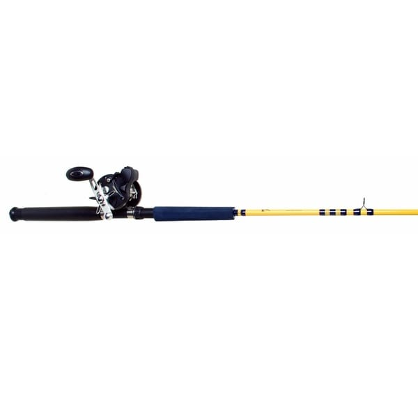 Eagle Claw Starfire Levelwind Cmb w/Line Counter 8'6