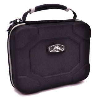 G. Pacific by Traveler's Choice Dapper Compression Molded Cosmetic Utility Kit