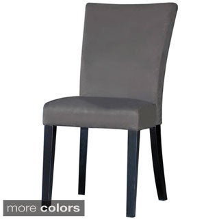 Somette Parson Modern Fabric Side Chair (Set of 2)