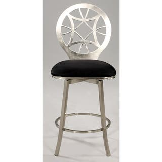 Somette Modern Swivel Counter Stool Free Shipping Today
