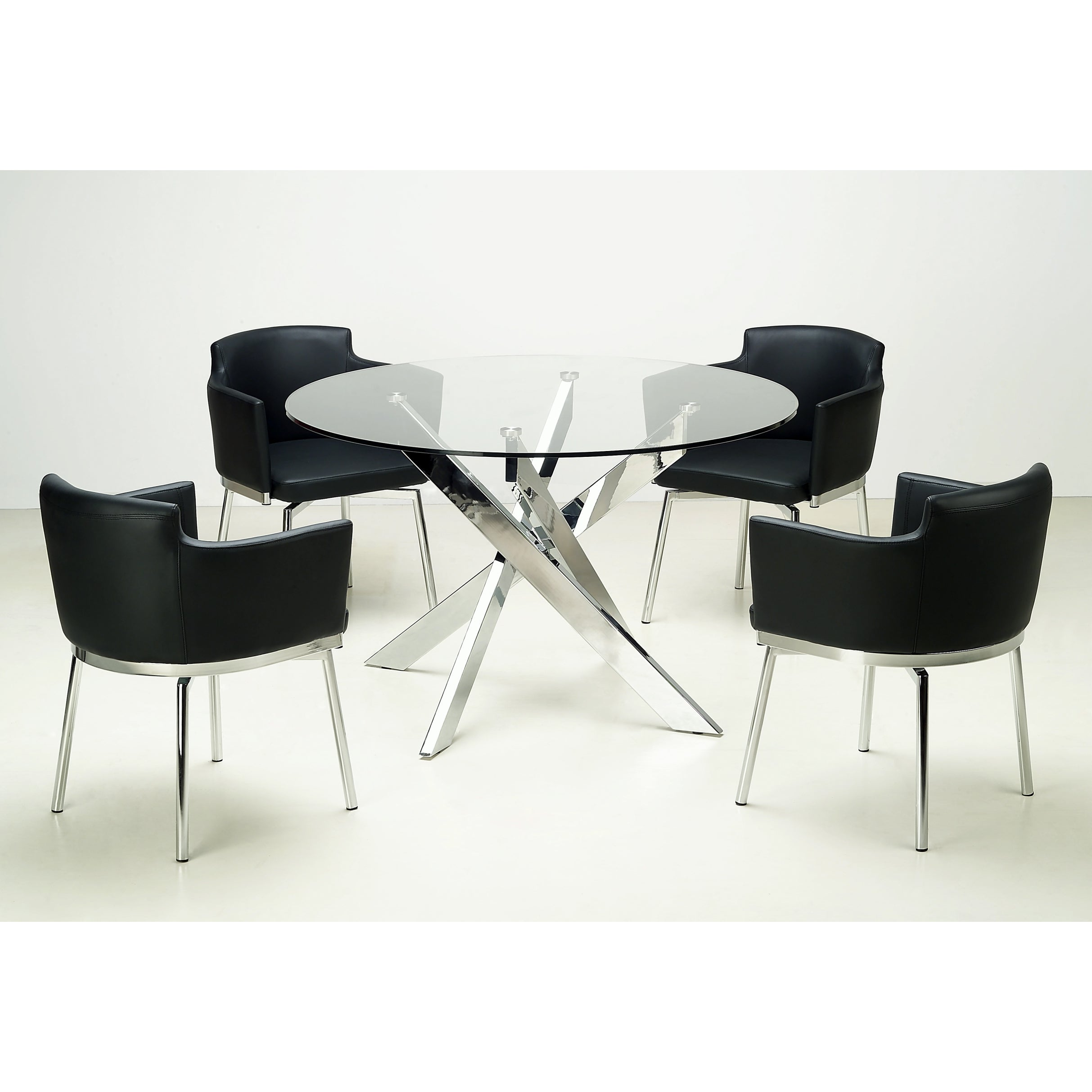 Kitchen Table Deals: Kitchen Table And Chairs With Chrome Legs