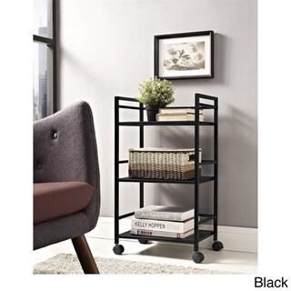 Porch & Den Julian 3-shelf Rolling Utility Cart