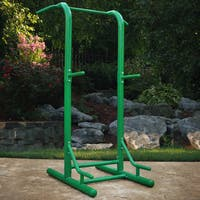 Stamina Outdoor Fitness Power Tower - Green