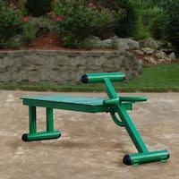 Stamina Outdoor Fitness Bench