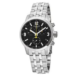 Tissot Men's T0554171105700 'PRC200' Chronograph Stainless Steel Watch|https://ak1.ostkcdn.com/images/products/9054486/P16249996.jpg?_ostk_perf_=percv&impolicy=medium